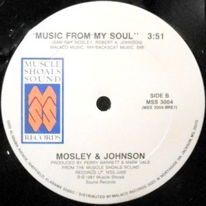 12 / MOSLEY & JOHNSON / ROCK ME / MUSIC FROM MY SOUL
