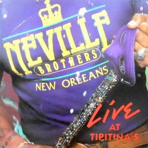 LP / NEVILLE BROTHERS / LIVE AT TIPITINA'S VOLUME II