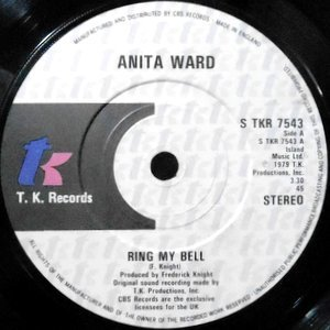 7 / ANITA WARD / RING MY BELL / IF I COULD FEEL THAT OLD FEELING AGAIN