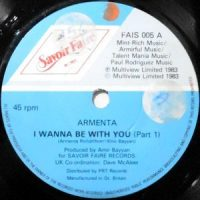7 / ARMENTA / I WANNA BE WITH YOU (PART 1) / (PART 2)