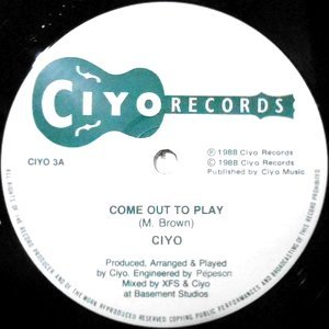 12 / CIYO / COME OUT TO PLAY / (P.A. MIX)