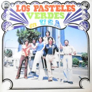 LP / LOS PASTELES VERDES / EN U.S.A.
