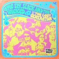 LP / LOST GENERATION / THE SLY, SLICK AND THE WICKED