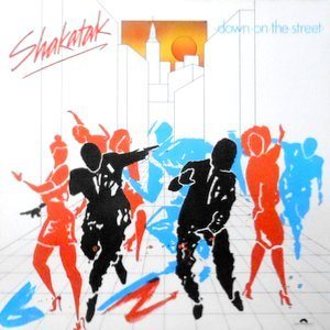 LP / SHAKATAK / DOWN ON THE STREET