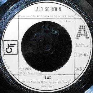 7 / LALO SCHIFRIN / JAWS / QUIET VILLAGE