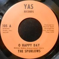 7 / SPURLOWS / O HAPPY DAY / I WANT TO BE MORE LIKE JESUS