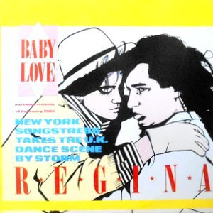 12 / REGINA / BABY LOVE / (DUB VERSION)