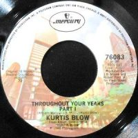 7 / KURTIS BLOW / THROUGHOUT YOUR YEARS (PART I) / (PART II)