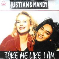7 / JUSTIAN & MANDY / TAKE ME LIKE I AM / (INSTR.)