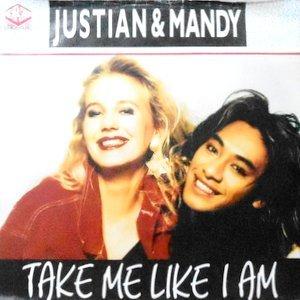7 / JUSTIAN & MANDY / TAKE ME LIKE I AM / (INSTR.)