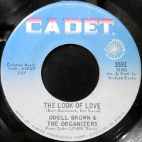 7 / ODELL BROWN & THE ORGANIZERS / THE LOOK OF LOVE