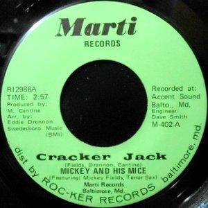 7 / MICKEY AND HIS MICE / CRACKER JACK / ABRAHAM, MARTIN AND JOHN
