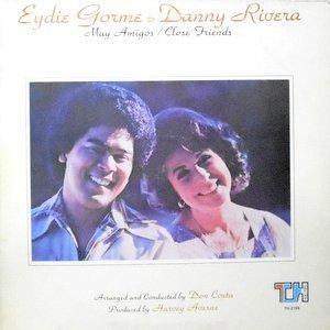 LP / EYDIE GORME & DANNY RIVERA / MUY AMIGOS / CLOSE FRIENDS