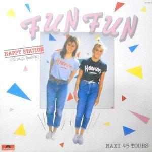 12 / FUN FUN / HAPPY STATION (SCRATCH REMIX) / (CLUB MIX) / (DUB MIX)