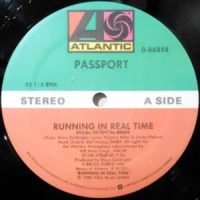 12 / PASSPORT / RUNNING IN REAL TIME (EXTENDED REMIX)/ DUB MIX