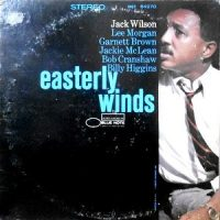 LP / JACK WILSON / EASTERLY WINDS