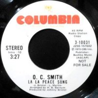 7 / O.C. SMITH / LA LA PEACE SONG