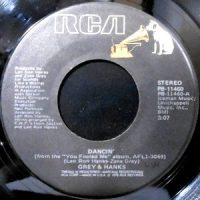 7 / GREY AND HANKS / DANCIN' / HOW CAN YOU LIVE WITHOUT LOVE