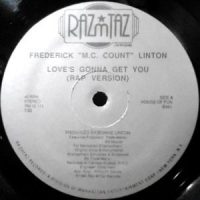 12 / FREDERICK M.C. COUNT LINTON / LOVE'S GONNA GET YOU / (DUB VERSION)