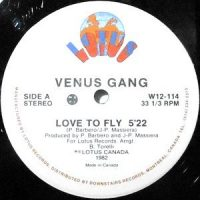12 / VENUS GANG / DIES IRAE (LOVE TO FLY / COSMIC DADDY)