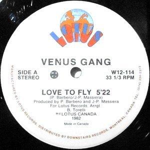 12 / VENUS GANG / DIES IRAE (LOVE TO FLY / COSMIC DADDY)