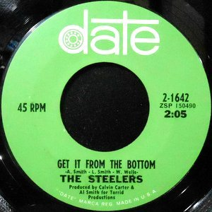 7 / THE STEELERS / GET IT FROM THE BOTTOM / I'M SORRY