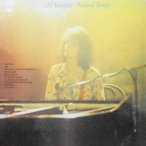 LP / AL KOOPER / NAKED SONGS