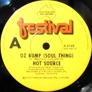 7 / HOT SOURCE / OZ BUMP (SOUL THING) / PLAY ON
