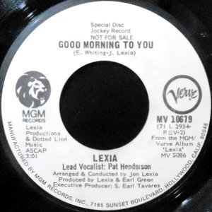 7 / LEXIA / GOOD MORNING TO YOU / LOVE IS