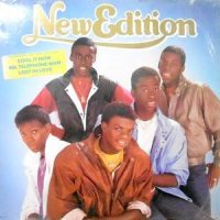 LP / NEW EDITION / NEW EDITION