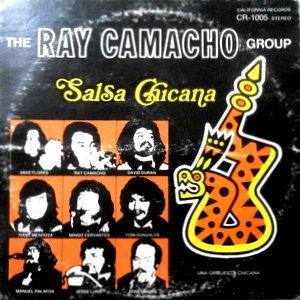 LP / RAY CAMACHO GROUP / SALSA CHICANA