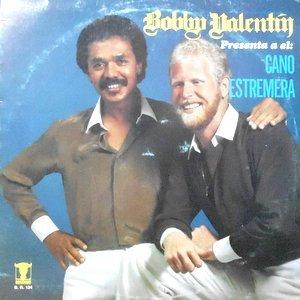 LP / BOBBY VALENTIN / PRESENTA A EL CANO ESTREMERA