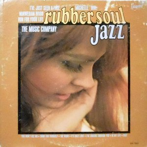 LP / THE MUSIC COMPANY / RUBBER SOUL JAZZ
