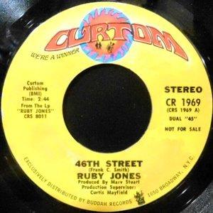 7 / RUBY JONES / 46TH STREET