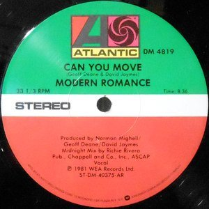 12 / MODERN ROMANCE / CAN YOU MOVE