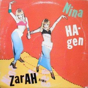 12 / NINA HAGEN / ZARAH REMIX / (DUB)