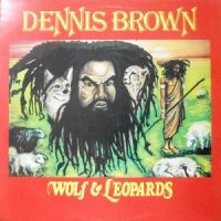 LP / DENNIS BROWN / WOLF & LEOPARDS