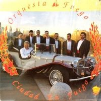 LP / ORQUESTA FUEGO / CIUDAD EN FUEGO