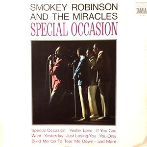 LP / SMOKEY ROBINSON AND THE MIRACLES / SPECIAL OCCASION