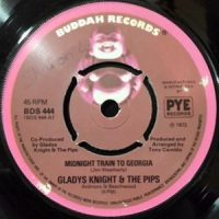 7 / GLADYS KNIGHT & THE PIPS / MIDNIGHT TRAIN TO GEORGIA / TO BE INVISIBLE