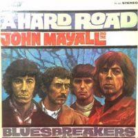 LP / JOHN MAYALL AND THE BLUESBREAKERS / A HARD ROAD