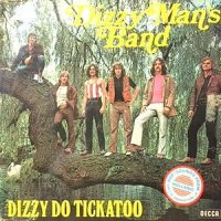 LP / DIZZY MAN'S BAND / DIZZY DO TICKATOO