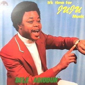LP / ADMIRAL DELE ABIODUN / IT'S TIME FOR JUJU MUSIC