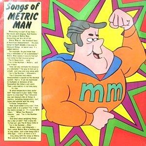 LP / SONGS OF METRIC MAN / SONGS OF METRIC MAN