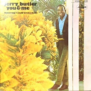 LP / JERRY BUTLER / YOU & ME