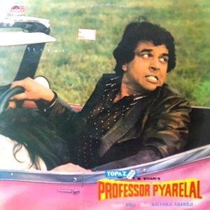 LP / O.S.T. (KALYANJI ANANDJI) / PROFESSOR PYARELAL