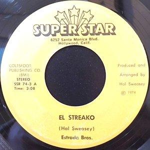 7 / ESTRADA BROS. / EL STREAKO / ODE TO LOCO JOE