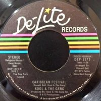 7 / KOOL & THE GANG / CARIBBEAN FESTIVAL / (DISCO VERSION)
