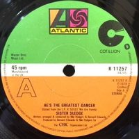 7 / SISTER SLEDGE / HE'S THE GREATEST DANCER