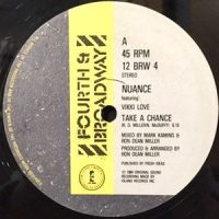 12 / NUANCE FEATURING VIKKI LOVE / TAKE A CHANCE